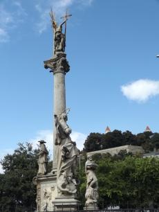 Statua ofiar zarazy