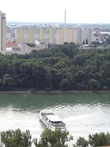 Drift na Dunaju, a co!