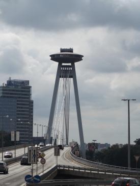 Ufoki nad Nowym Mostem