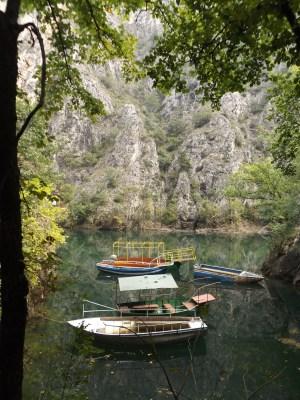 Łódki łódeczki