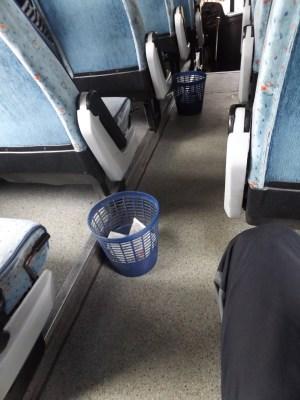 Innowacyjny system odprowadzania śmieci
