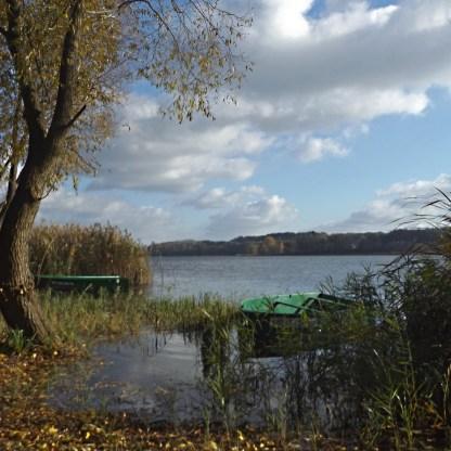 Łoniewskie jezioro