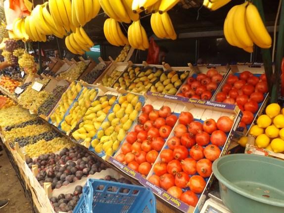 Ostatnie spotkanie z megaśnymi warzywami i owocami, fare thee well