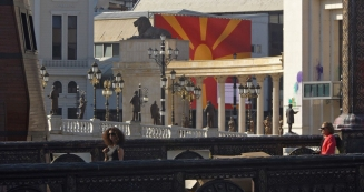 Skopje w ministurze