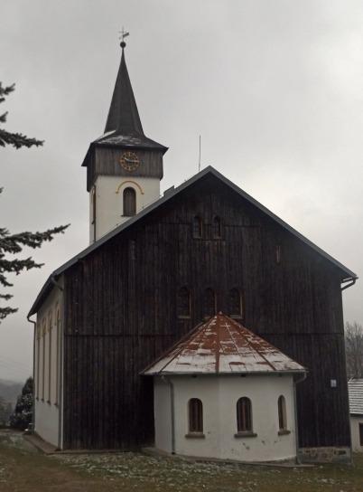 Wieściszowice church