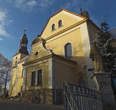 ...und kościół Św, Trojcy