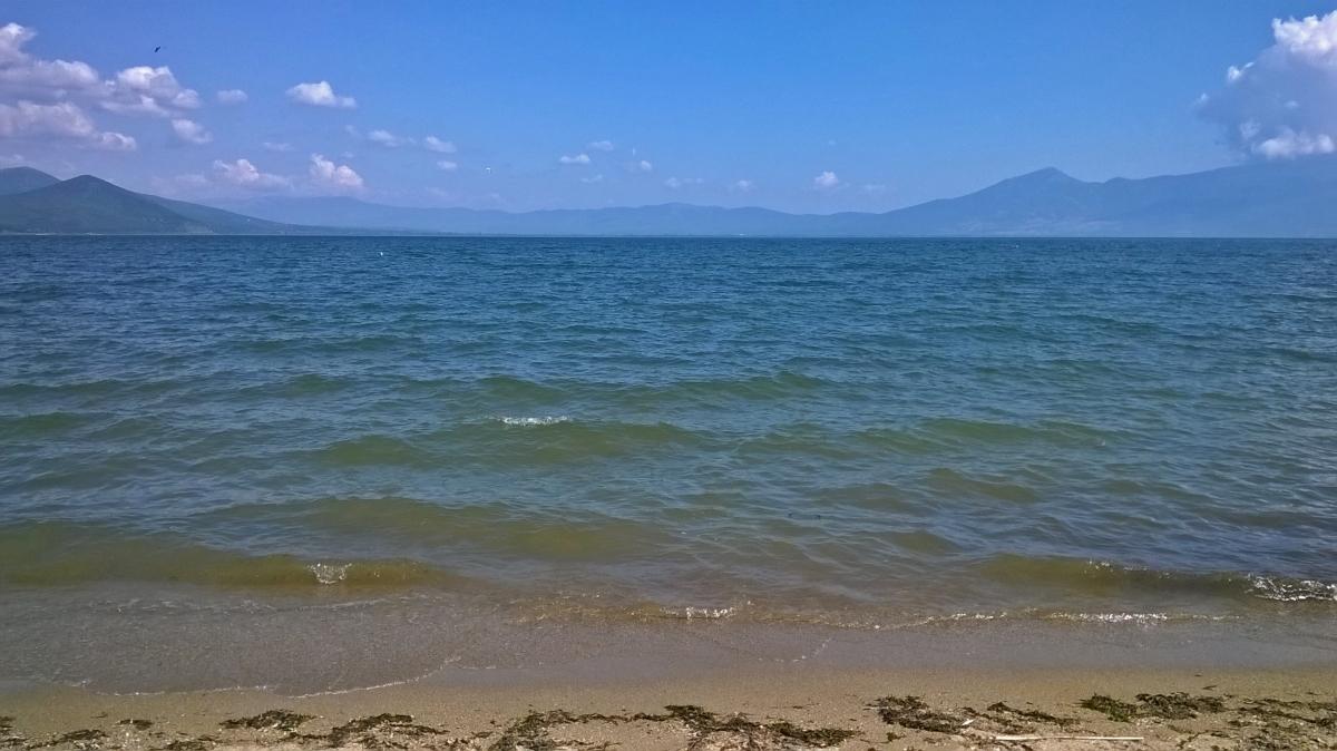 Macedonia: Jezioro Prespa i piwo w Albanii