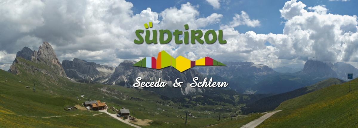 Südtirolskie impresje w sosie własnym: Seceda - Alpe di Siusi