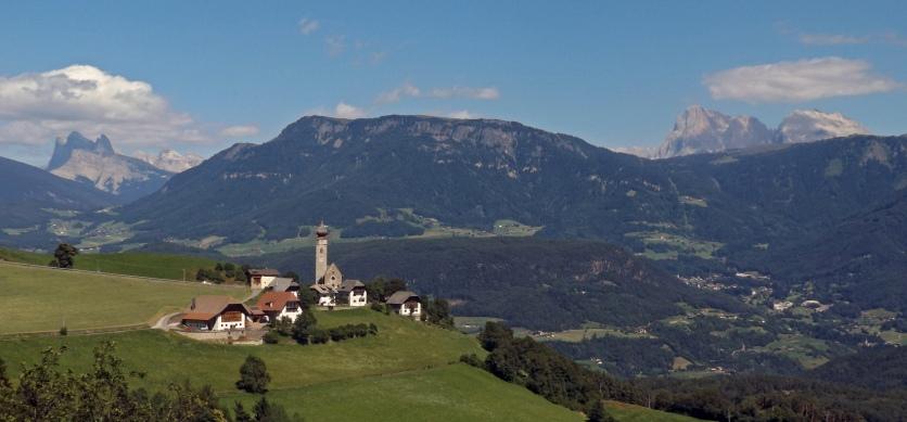 Kościółek św. Mikołaja z Monte di Mezzo