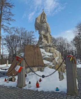 Monument upamiętniający Powstańców Styczniowych