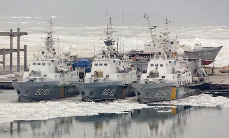 Łodzie patrolowe klasy Stenka