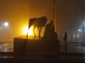 Ataman, koń i Bartu