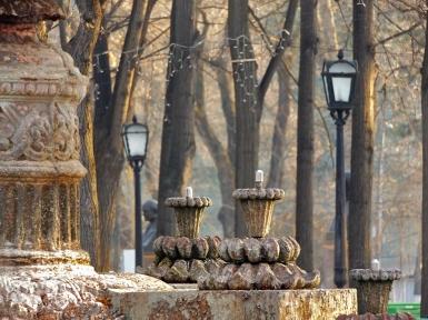 Kiszyniowskie parki.