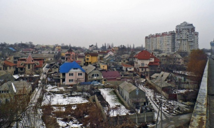Ten mniej fajny Kiszyniów.