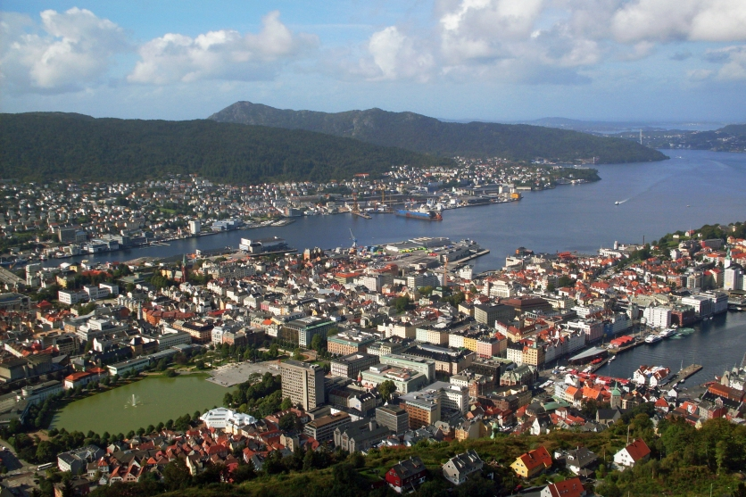 Bergen z Floyen