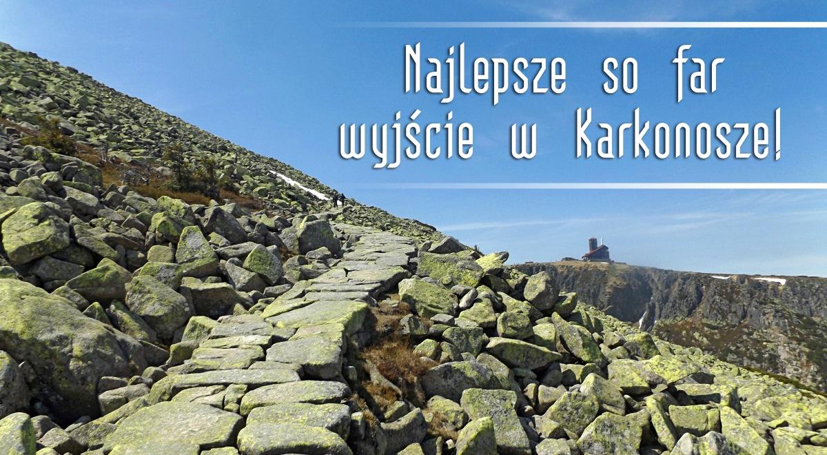 """Pętla Szklarska"", mój NAJ na tę chwilę szlak w Karkonoszach!"