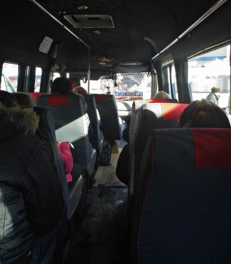 Nasz bus.
