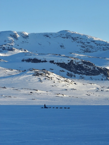Bukkeskinnshjellane, najwyższa z okolicznych gór