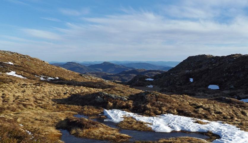 Na Osterfjorden.