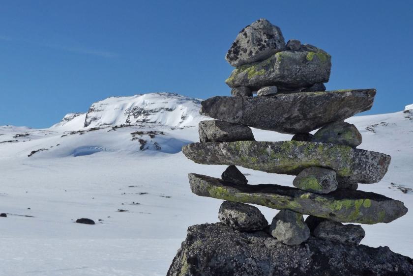 Kopczyk w drodze ku Søre Kongsnuten