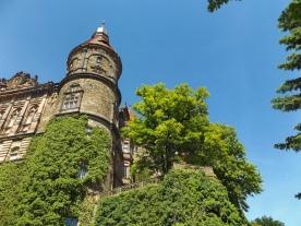 Zamek Książ.