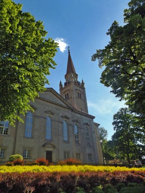 Kościół Ewangelicko-Augsburski Św. Zbawiciela.