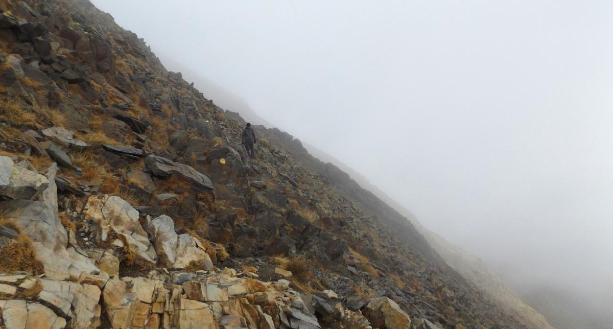 Pic Alt de Coma Pedrosa - na dachu Andory