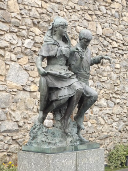 Pomnik Tańca Francesco Viladomata