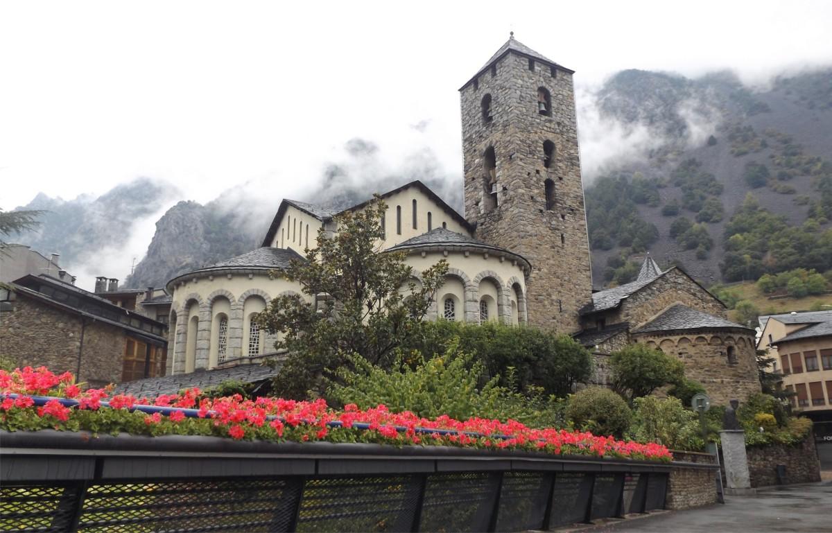 Pożegnanie z Andorą - kilka słów o stolicy