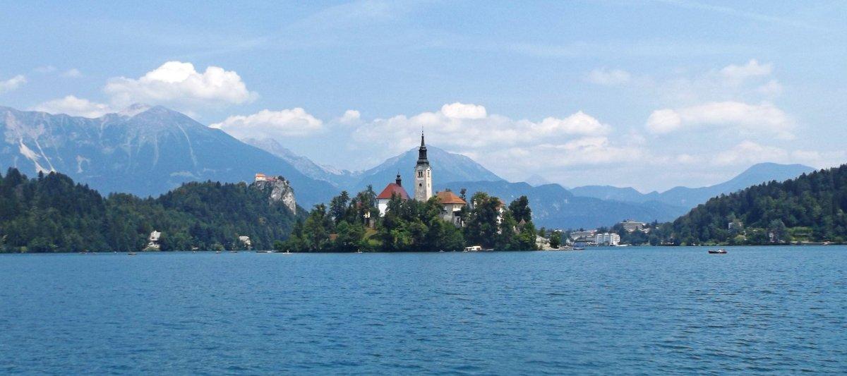 Słowenia: Wszystkie rzeczy, których nie zrobiłem nad jeziorem Bled
