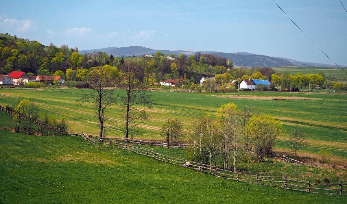 Góry Wałbrzyskie: Trójgarb oraz Krąglak!