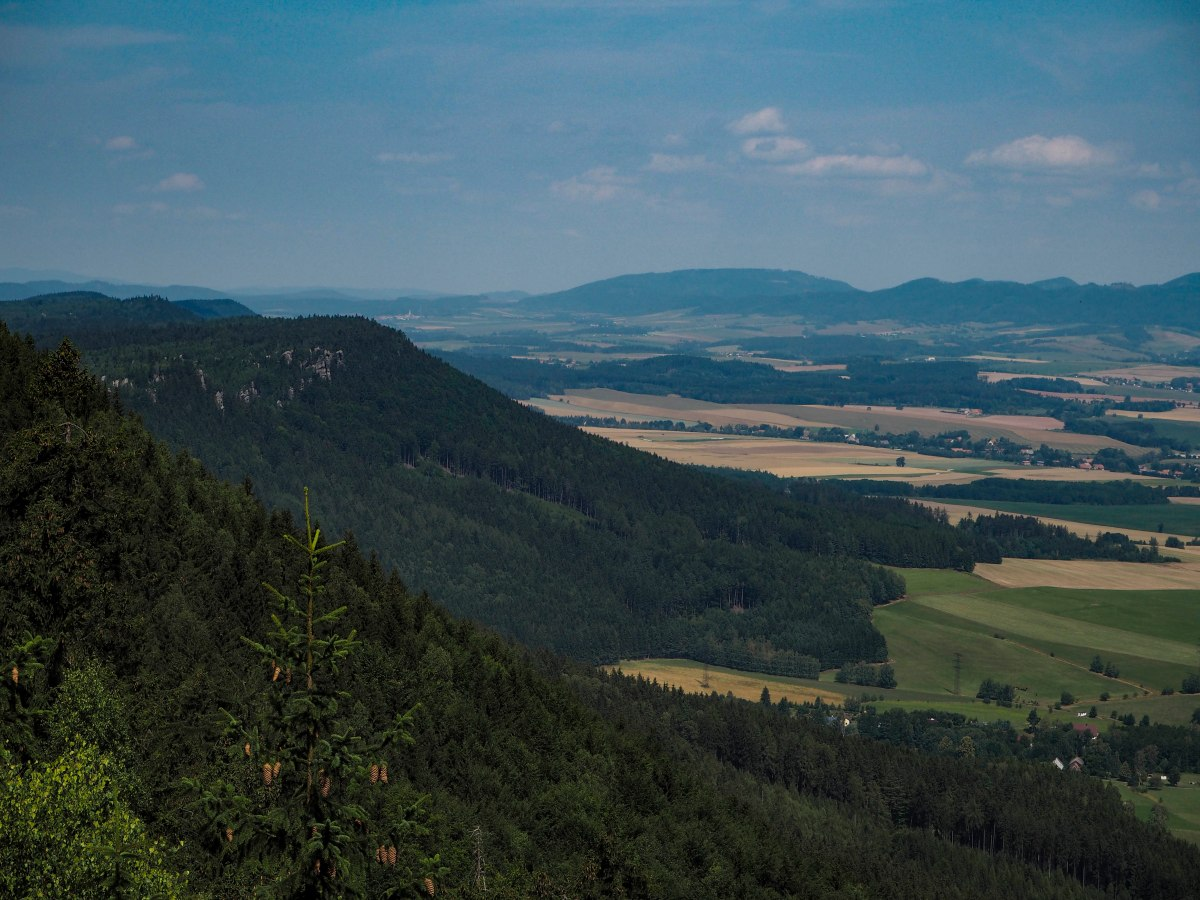 Góry Stołowe, super odlotowe.