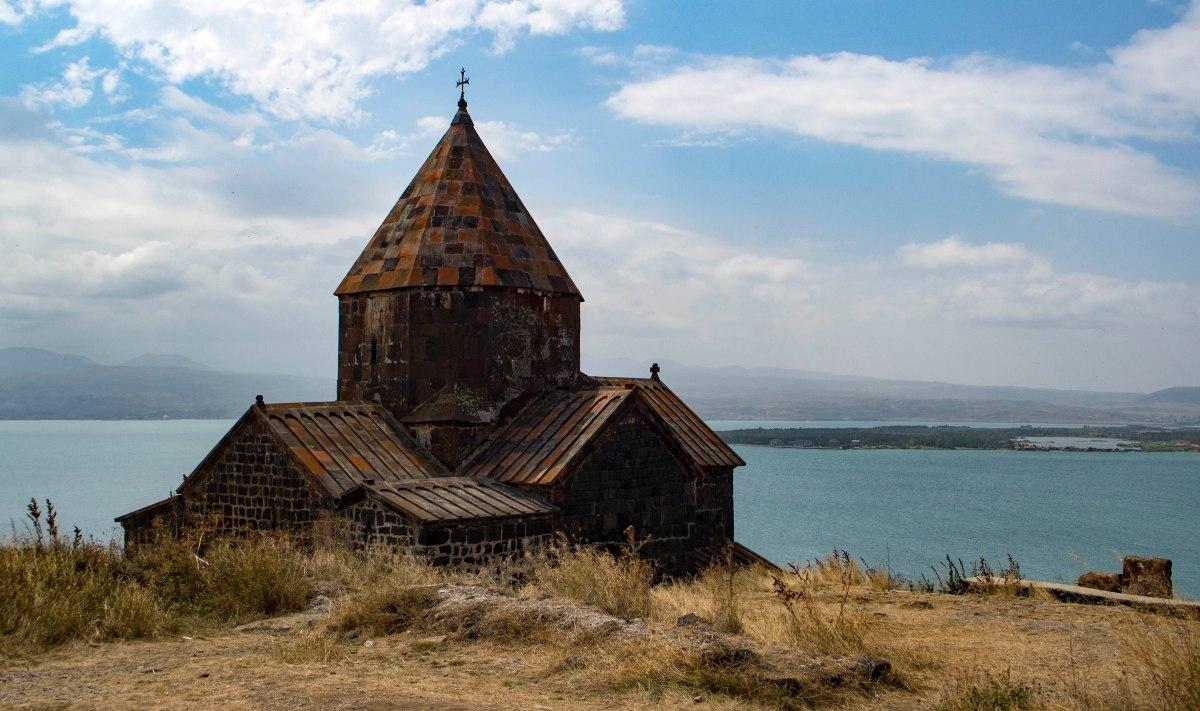Sewan - jezioro, którego mogło już nie być...