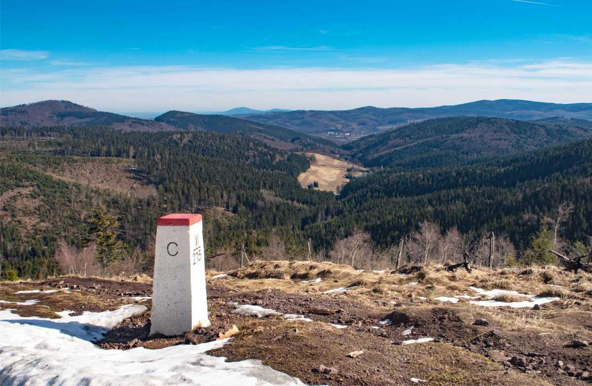 Góry Kamienne i okolice: od Ruprechtickego Spicaka do Głuszycy Górnej