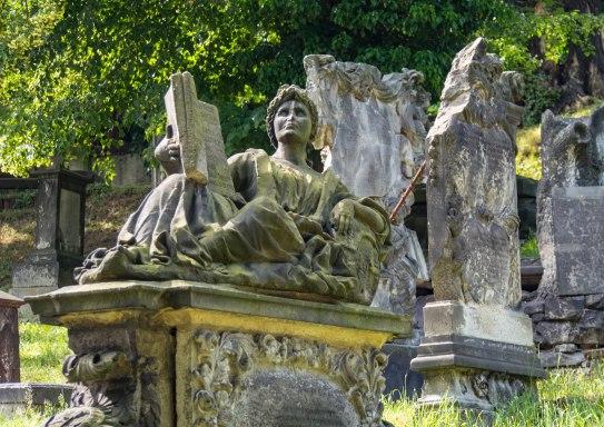 Alte Friedhof.