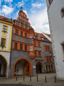 Schönhof, naprawdę sehr schön.