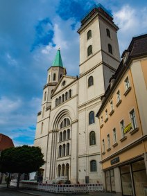 Ewamgelicki kościół. Św. Jana