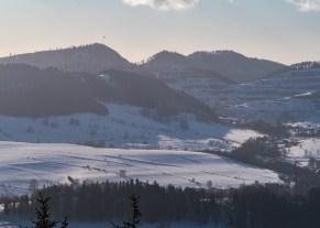 A to Góry Kamienne i kolapnie melafiru w Rybnicy Leśnej,.