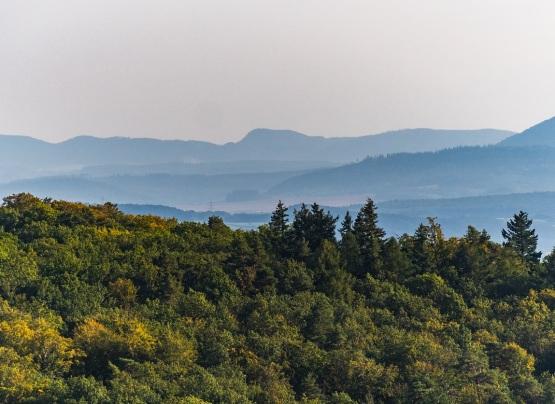 Waligóra i Góry Kamienne.