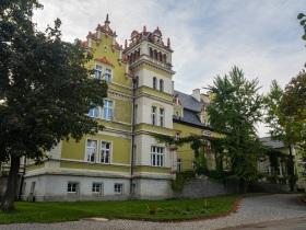 Pałac w Kłonicach.
