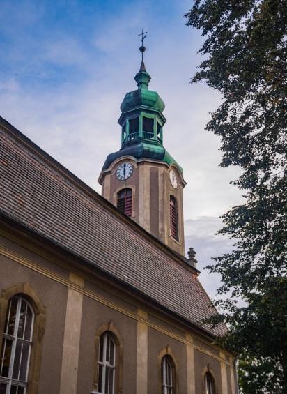 Kościół pw. Świętej Trójcy, ten dawniej ewangelicki..