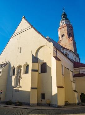 Kościół farny pw. Św. Stanisława Biskupa Męczennika i Wniebowzięcia NMP