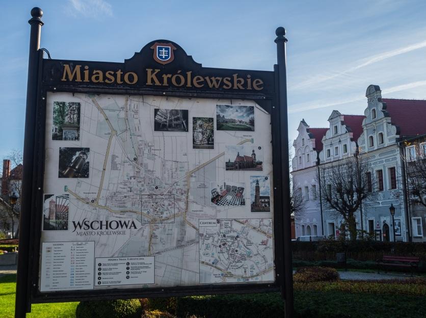 Wschowa, Miasto Królewskie.