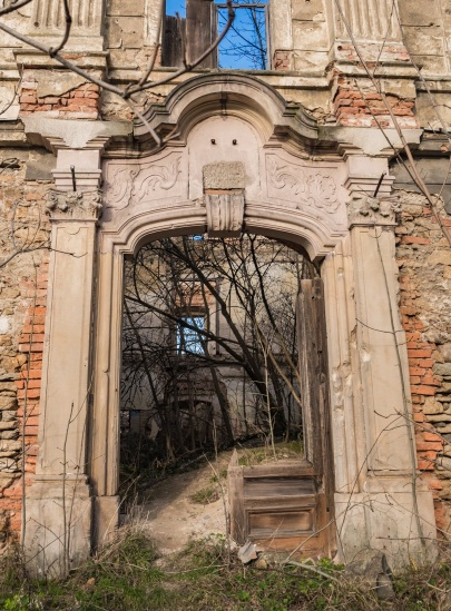 Barokowoy portal.