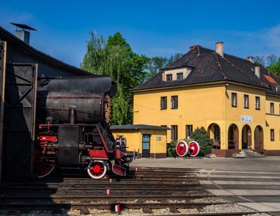 Parowozownia w Wolsztynie